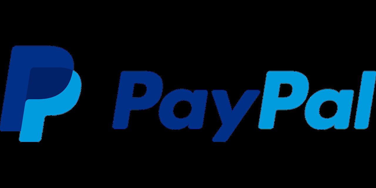 PayPal logo betalen